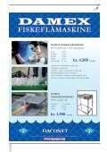 fiskeflåmaskine - Dansk Fritidsfiskerforbund - Page 2