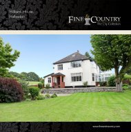 Hillbank House, Hellesdon - Fine & Country
