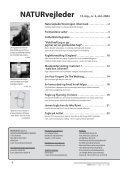 Fugle i formidlingen - Naturvejlederforeningen i Danmark - Page 4