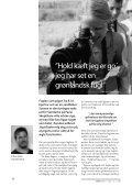 Fugle i formidlingen - Naturvejlederforeningen i Danmark - Page 6