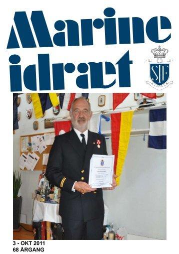 3 - OKT 2011 68 ÅRGANG - Søværnets Idrætsforening