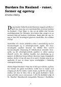 Burdøra fra Rauland - runer, former og agency Kristine Ødeby - Page 6