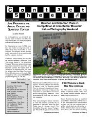 June 2004 - Photographic Society of Chattanooga