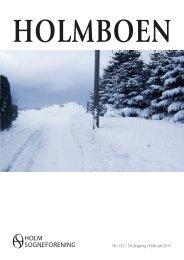 Nr. 132 • 34. årgang • Februar 2011 - Holm - InfoLand