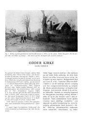 ODDER KIRKE - Nationalmuseet