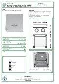 Temperaturstyring TRW - Øland Online - Page 6