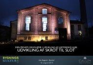 Se oplægget - Bygningskultur 2015