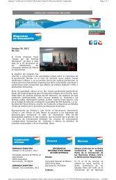 Unidos por las Familias Mexicanas - Secretaría de Relaciones ...