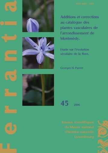 Publi.complète - Musée national d'histoire naturelle