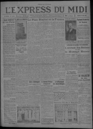 30 juin 1931 - Bibliothèque de Toulouse