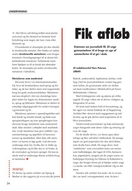 Anmeldelser - Danske Dagblades Forening