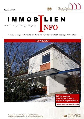 NFO - Hanni Andree Immobilien in Hagen