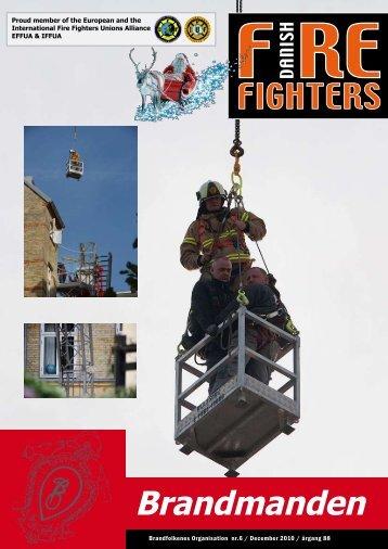 Brandmanden - Brandfolkenes Organisation