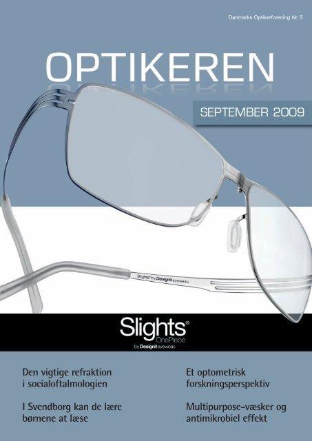SEPTEMBER 2009 - Danmarks Optikerforening