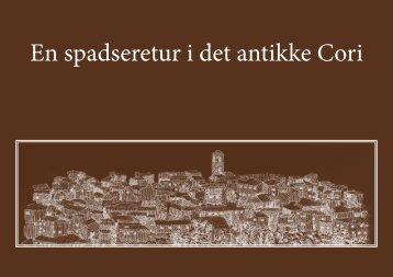 En spadseretur i det antikke Cori - Medieskolen Lyngby