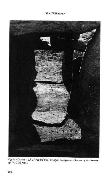 Bornholms dysser og jættestuer - Bornholms Historiske Samfund