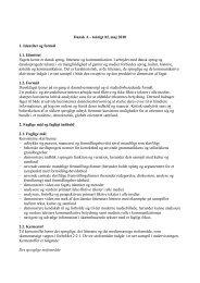 Dansk i HF (pdf-format). - Emu