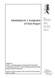 Oplys Demokratiet - DEMOKRATI I FAMILIEN af Claus Flygare - DATS