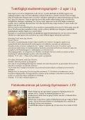 Nyhedsbrev nr. 10 (december 2007) - Lemvig Gymnasium - Page 6