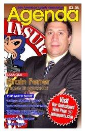 Mar 2008 Newsletter - Latin American Agents Association