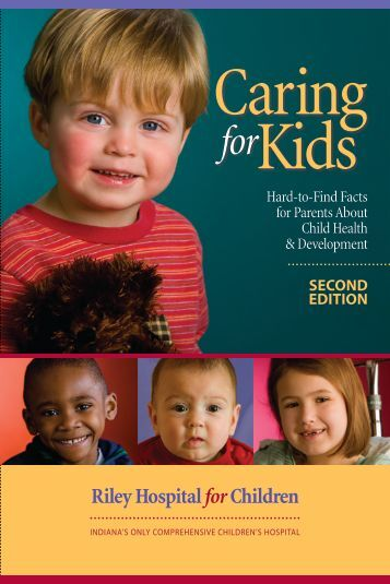Download a printable version of the Caring for Kids guide - IU Health