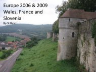 A Comparison of Forest Operations in Wales and France with the ...