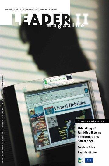 magazine - AEIDL