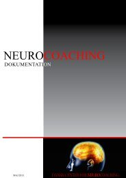 Dokumentation - Dansk Center For Neurocoaching