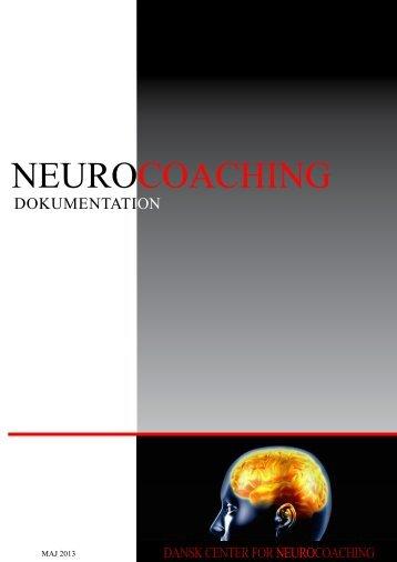 Dokumentation - Dansk Center For Neurocoaching