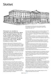 Det kongelige slott – Empire - Kunst og design i skolen