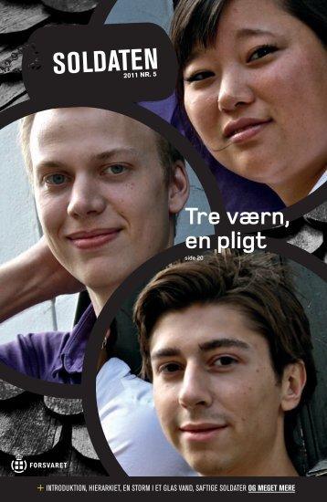 Tre værn, en pligt - Værnepligtig.dk