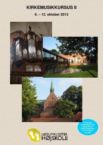 Hent program - Løgumkloster Højskole