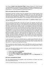 Gewalt in der häuslichen Pflege - Alzheimer Gesellschaft Baden ...