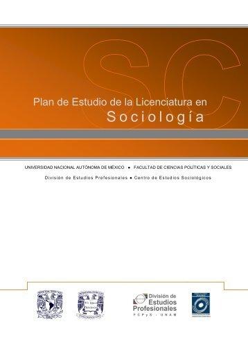 Sociología - Centro de Estudios Sociológicos