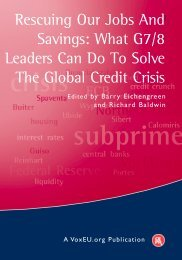 What G7/8 Leaders Can Do To Solve The Global ... - Morningbull