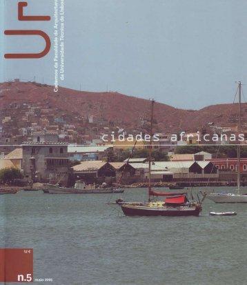 Da cidade colonial às novas urbes africanas: nota ... - ciaud