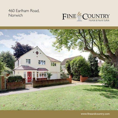 460 Earlham Road, Norwich - Fine & Country