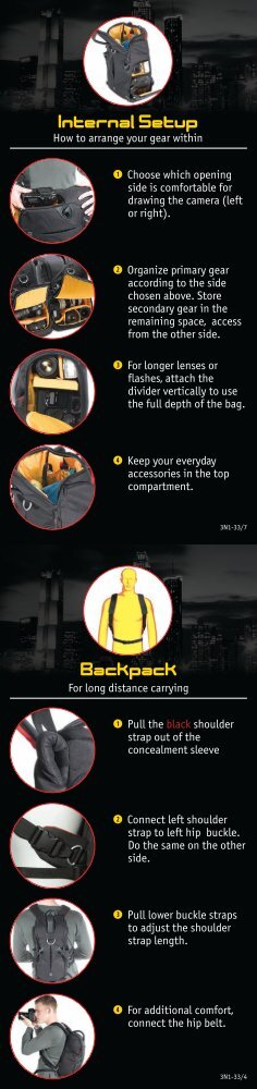 Internal Setup Backpack - Shopatron
