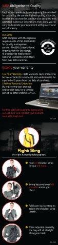 Internal Setup Backpack - Shopatron - Page 3