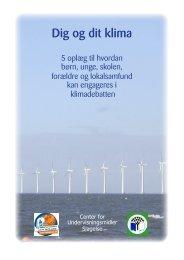 Dig og dit klima - Grønt Flag - Grøn Skole