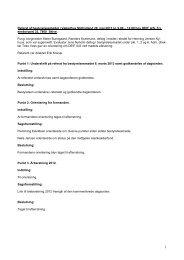 Referat af bestyrelsesmødet den 28. maj 2013