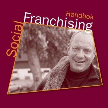 Social Franchising: Handbok - Vägen ut!