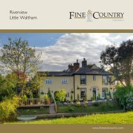 Riverview Little Waltham - Fine & Country