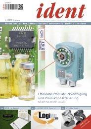 Effiziente Produktrückverfolgung und Produktionssteuerung