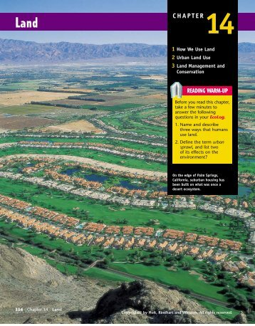 How We Use Land - Nexuslearning.net
