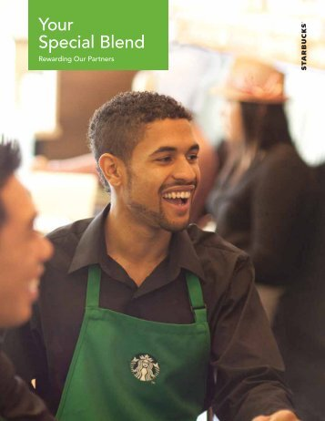 Your Special Blend - Starbucks