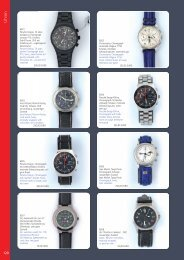 Uhren - Antico Mondo