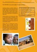 Annual Report 2008 - Starfish Greathearts Foundation - Page 6