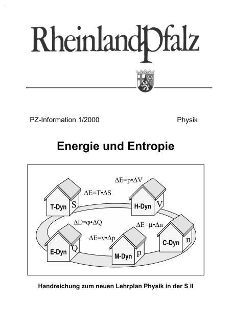 entropie einheit