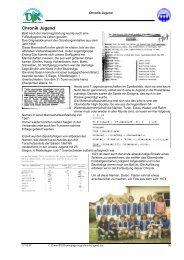 chronik-jugend.pdf - DJK SV Oberndorf